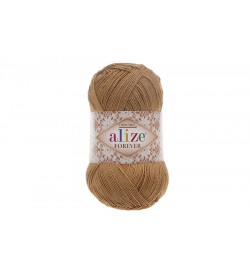 Alize Forever El Örgü İpi Karamel-298