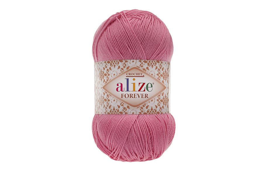 Alize Forever El Örgü İpi Şeker Pembe-39