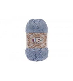 Alize Forever El Örgü İpi Mavi-40