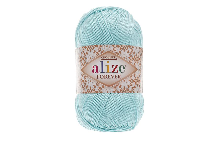 Alize Forever El Örgü İpi Mentol-501