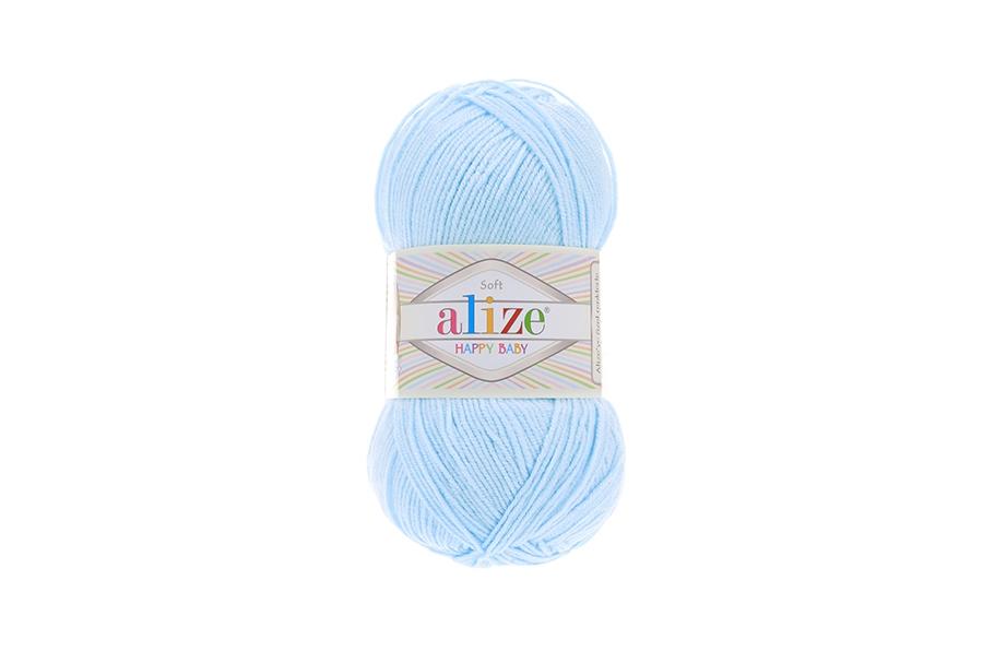 Alize Happy Baby Açık Mavi-183