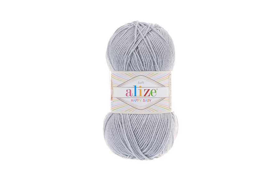 Alize Happy Baby Buz Mavisi-402