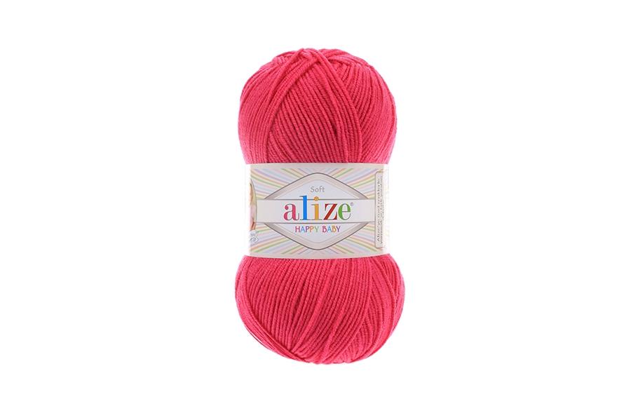 Alize Happy Baby Fuşya-149