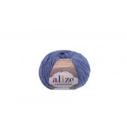Alize Lanacoton Mavi Melanj-374