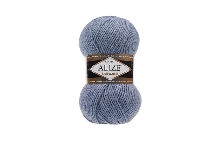 Alize Lanagold Açık Denim Melanj-221