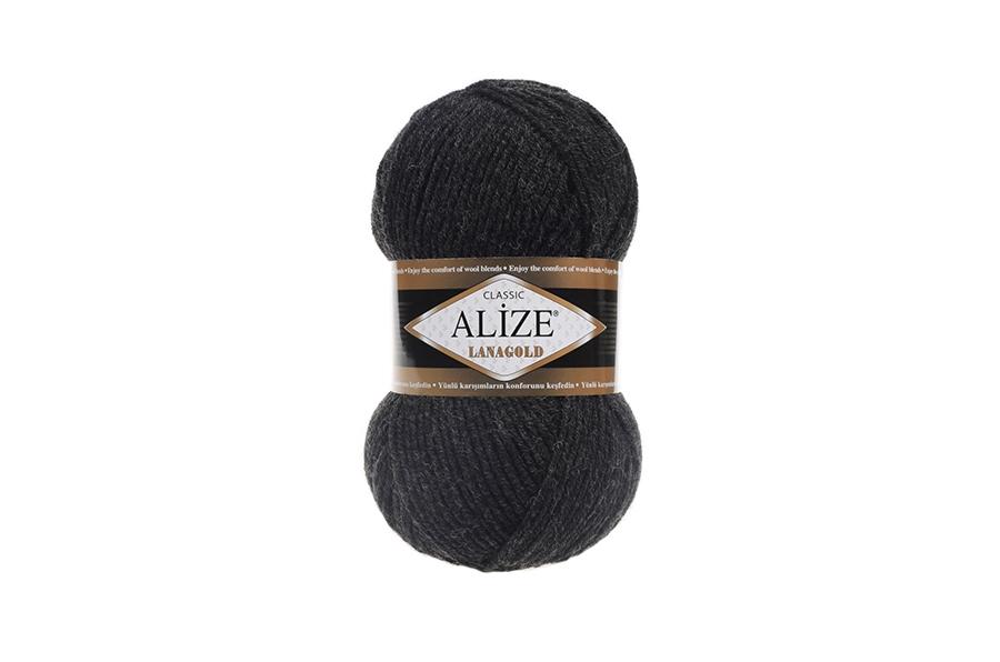 Alize Lanagold Antrasit Melanj-151