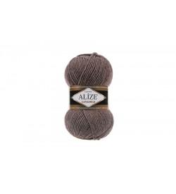 Alize Lanagold Kahve Melanj-240