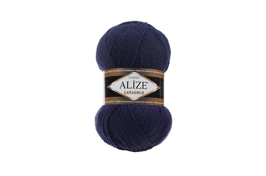 Alize Lanagold Lacivert-590