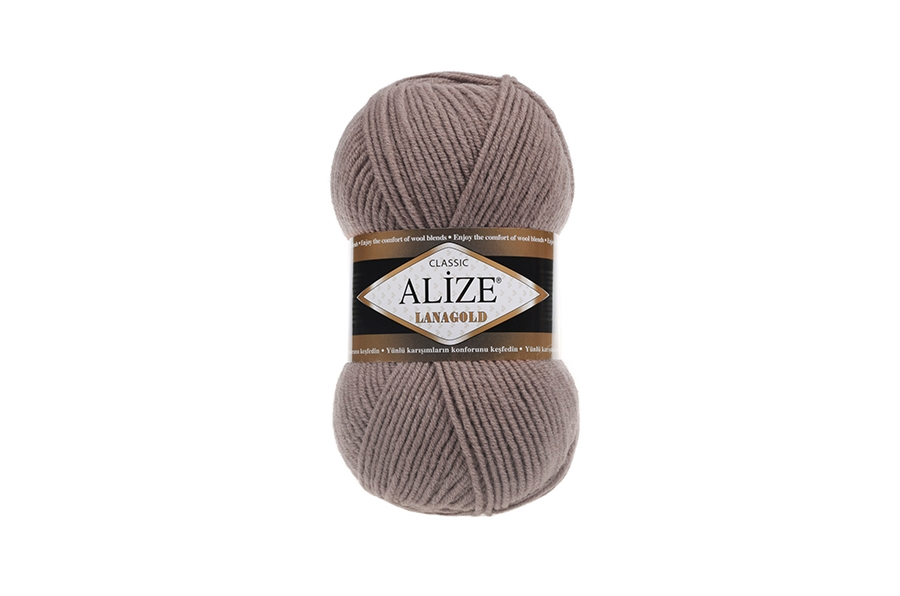 Alize Lanagold Sütlü Kahve-94