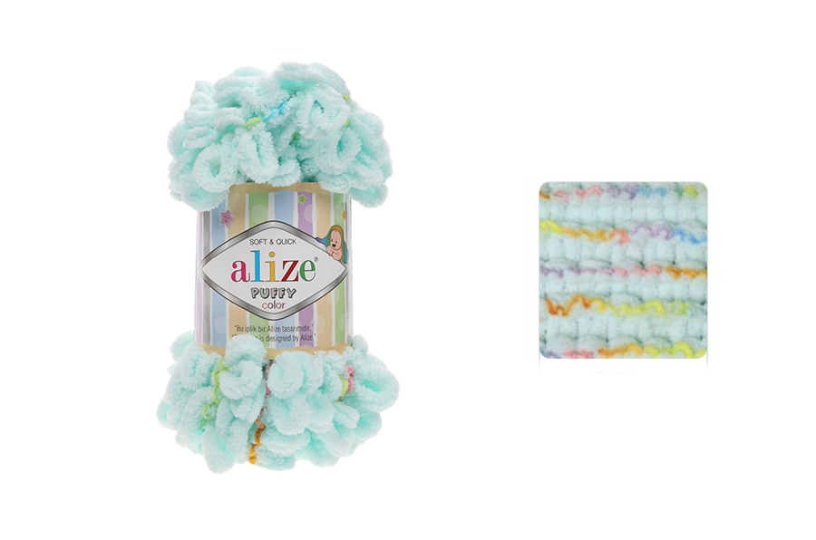 Alize Puffy Color 5860