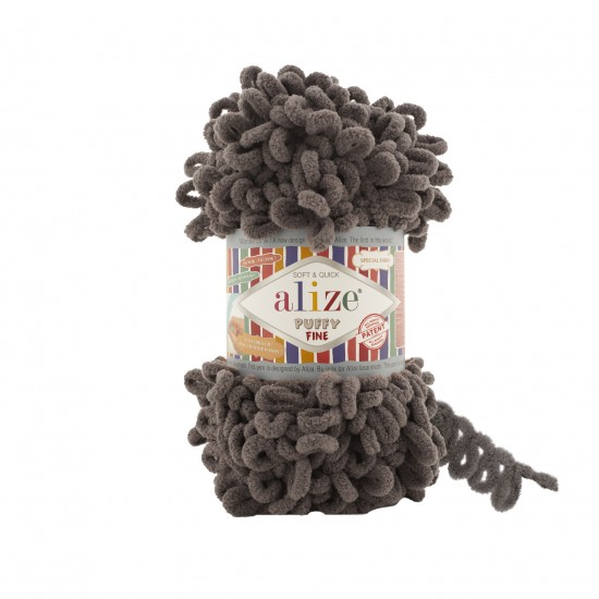 Alize Puffy Fine Kahve 305