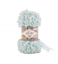 Alize Puffy Fine Açık Mavi 522