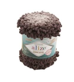 Alize Puffy Fine Ombre Batik-7243