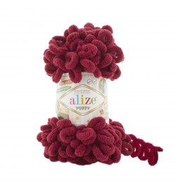 Alize Puffy Bordo 107