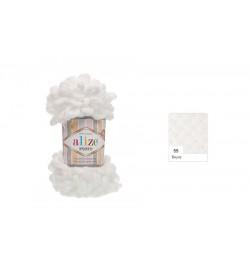 Alize Puffy Beyaz-55