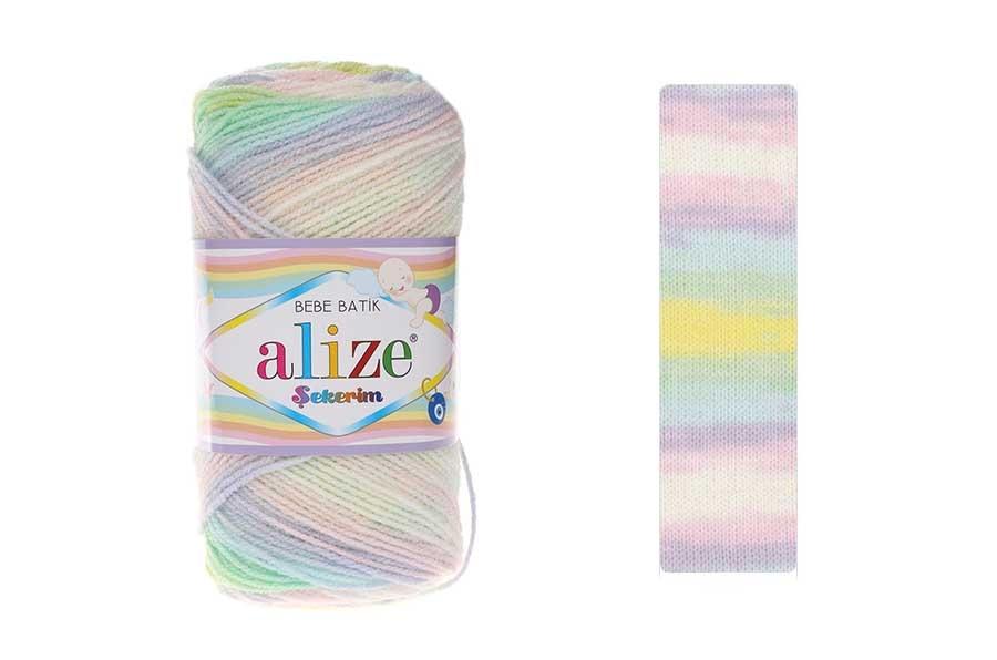 Alize Şekerim Batik 2132
