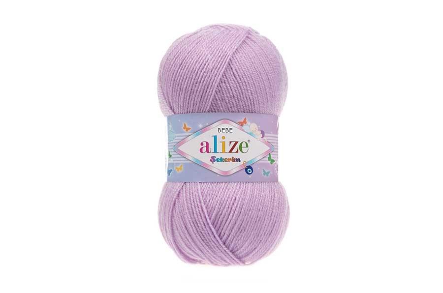 Alize Şekerim Bebe Lila-27