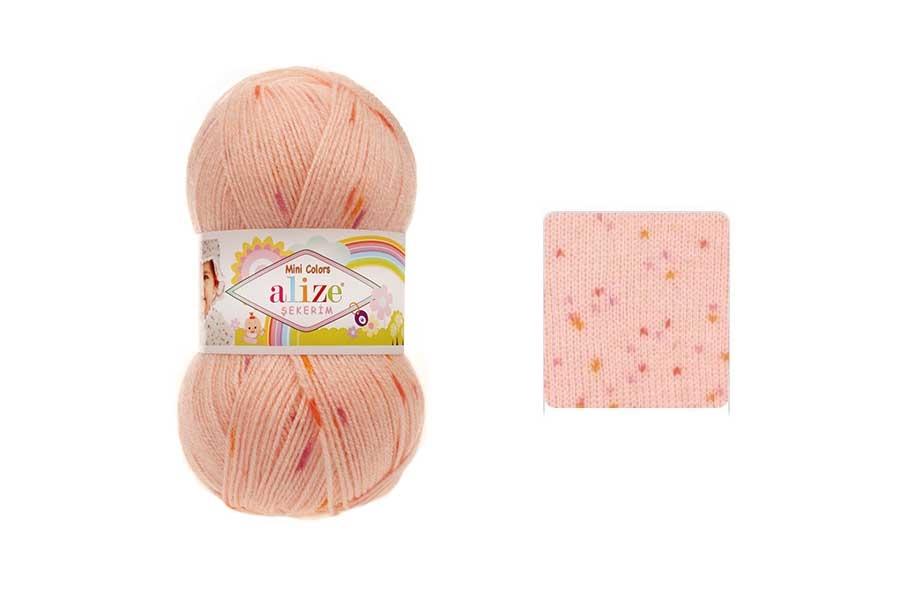 Alize Şekerim Mini Colors 4773