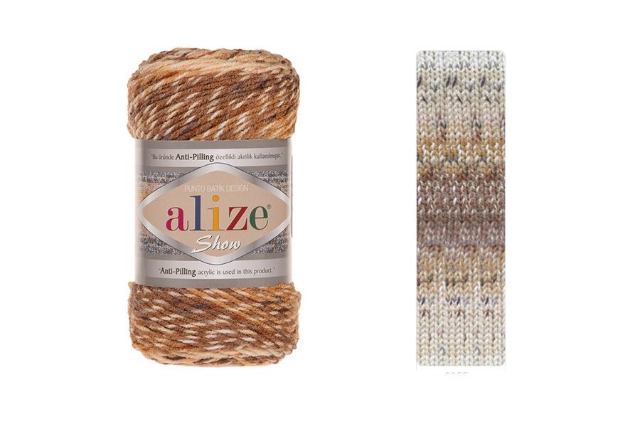 Alize Show Punto Batik Design 6355