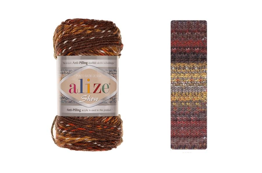 Alize Show Punto Batik Design 6370