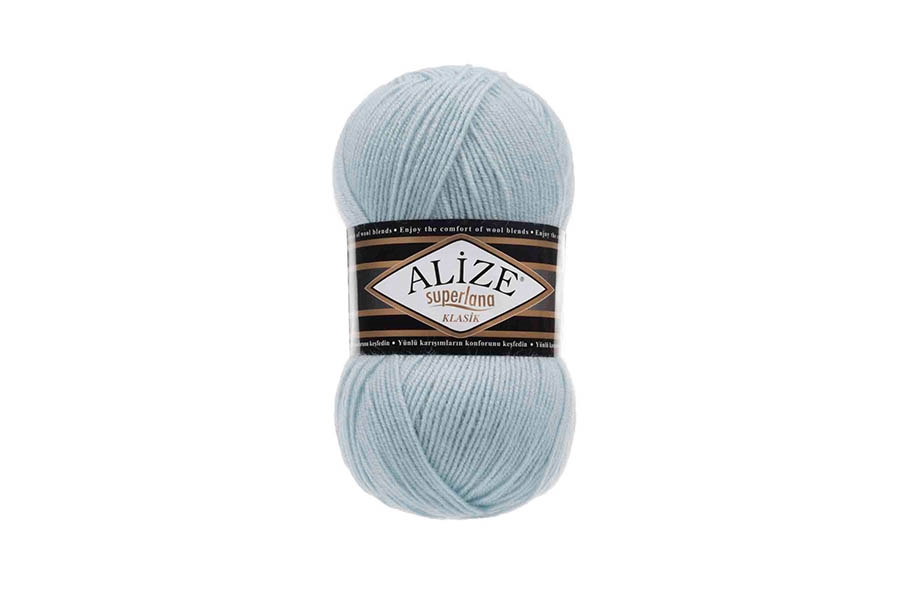 Alize Superlana Klasik Buz Mavisi-514
