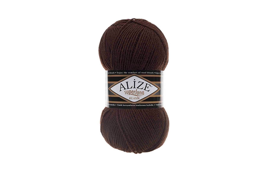 Alize Superlana Klasik Kahverengi-26