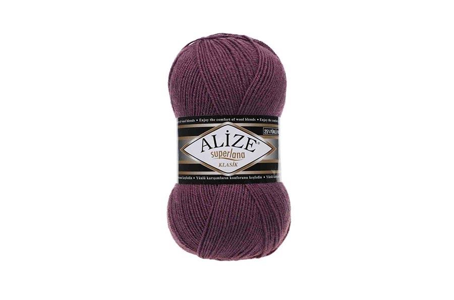 Alize Superlana Klasik Kuru Gül-73