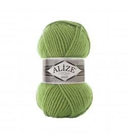 Alize Superlana Maxi Kaplumbağa Yeşili-485