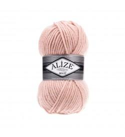 Alize Superlana Maxi Kristal Pink 523