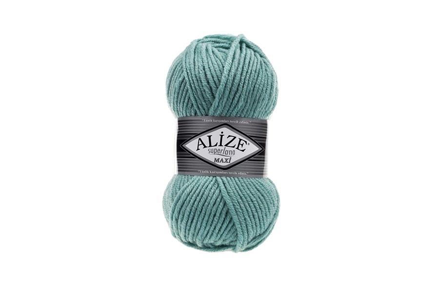 Alize Superlana Maxi Mint-463