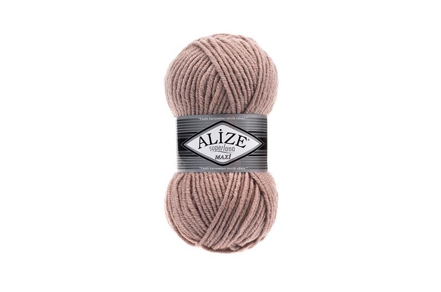 Alize Superlana Maxi Vizon-541