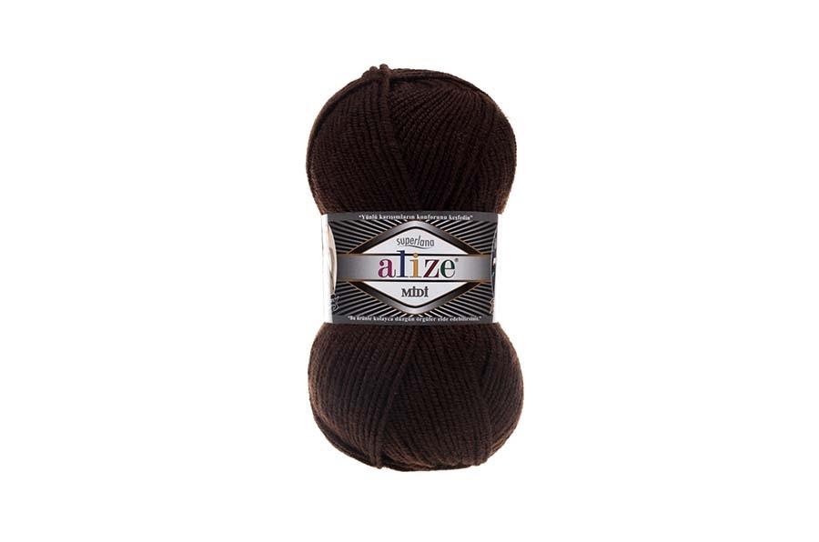 Alize Superlana Midi Kahverengi-26