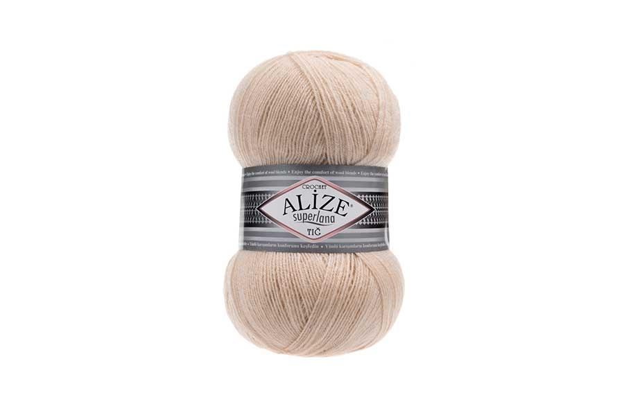 Alize Superlana Tığ Bal-310