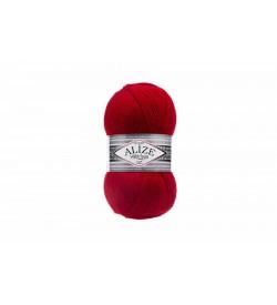 Alize Superlana Tığ Kırmızı-56