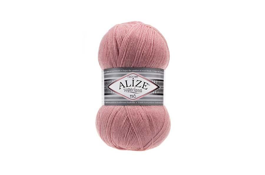 Alize Superlana Tığ Pudra-161