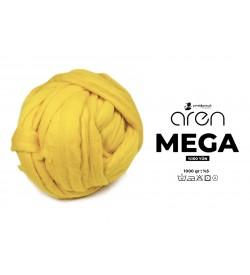 Aren Mega Dev Yün Limon Sarısı 1000 Gr
