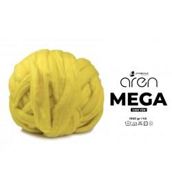 Aren Mega Dev Yün Sarı 1000 Gr