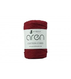 Aren Cotton Cord Bordo 09