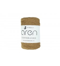 Aren Cotton Cord Karamel 05