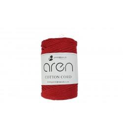 Aren Cotton Cord Kırmızı 08