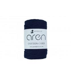 Aren Cotton Cord Lacivert 30