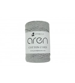 Aren Cotton Cord Gri 32