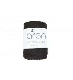 Aren Cotton Cord Koyu Kahverengi 12