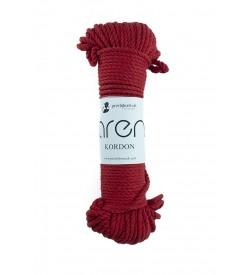 Aren Cotton Kordon İp Kırmızı