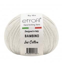Etrofil Bambino Lux Cotton Krem 70020