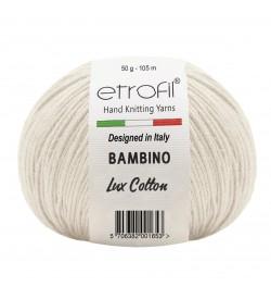 Etrofil Bambino Lux Cotton Açık Bej 70021
