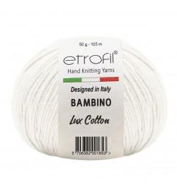 Etrofil Bambino Lux Cotton Kemik 70022