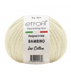 Etrofil Bambino Lux Cotton Açık Bej 70112