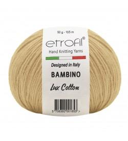 Etrofil Bambino Lux Cotton Bej 70113