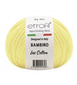 Etrofil Bambino Lux Cotton Açık Sarı 70218